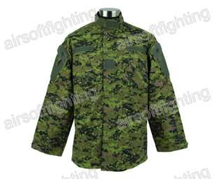 Canada Digi Camo Military Special Force Uniform S