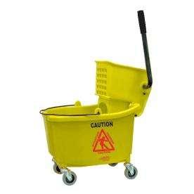 Shop Harper Brush 31 Quart Mop Bucket & Wringer at Lowes