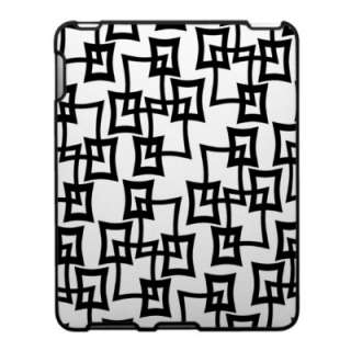 retro 50s 60s 70s pattern ipad cover case by MiphoneMipadstore