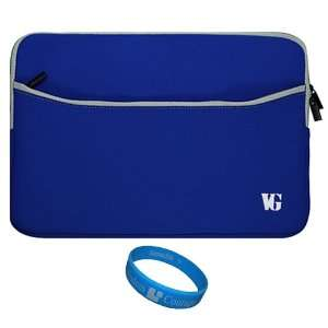 Durable Protective Neoprene Laptop Sleeve for Toshiba 12.1 inch Laptop