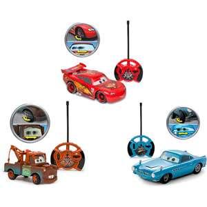 Disney Cars 2 Air Hogs Radio Control Ultimate Cars 3 Pack
