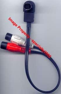 Alpine Ai Net to RCA iPod Aux Input Cable  Zune Zen