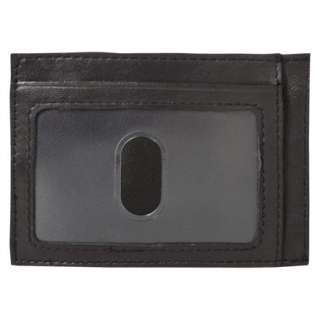 Mossimo® Mens Front Pocket Wallet   Black No Size product details