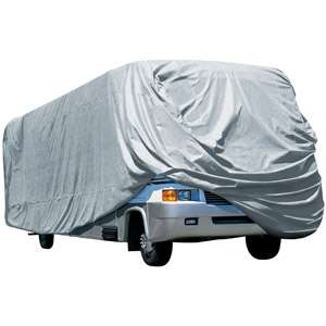 Classic Accessories Polypropylene RV Cover, 24   28 Automotive