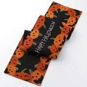 FALL Thanksgiving Halloween Table Runners 72 NWT UPick