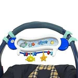 Disney Baby Einstein Baby Neptune Carrier Toy Bar Toys & Games