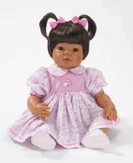 New Lee Middleton Artist Studio Baby Bunny 21 Doll Full Length limbs