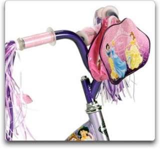 Huffy Disney Princess Girls Bike, Purple, 12 Inch