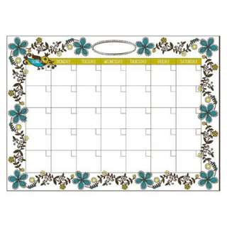 WallPops® Dry Erase Calendar Anya.Opens in a new window