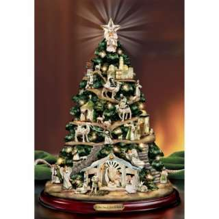 Irish Blessing Nativity Christmas Tree Christmas Decor
