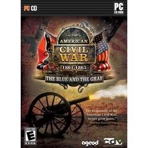 American Civil War (PC DVD) Games