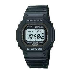 Casio G Shock Solar Atomic Watch   Black   GW600DA 1VCR