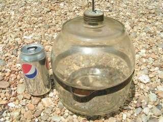 OLD Kerosene Antique Stove Fuel Bottle Jug Cooking 1913