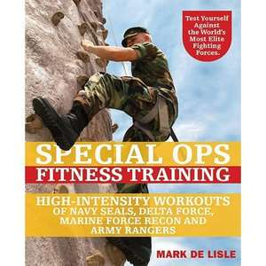 Force, Marine Force Recon and Army Rangers, De Lisle, Mark: Health