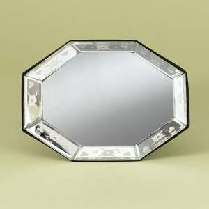 Venetian Gems Petri Small Mirror Tray Jewelry Storage