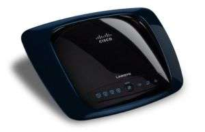 Cisco Linksys WRT400N Dual Band Wireless N Router
