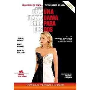 Una Dama Para Dos (La Fille Coupee en Deux) (The Girl Cut