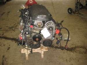 LITER VORTEC ENGINE MOTOR CHEVY L59 SILVERADO 139K