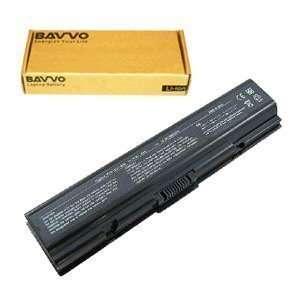 Bavvo Laptop Battery 6 cell for Toshiba Satellite L455 S5989 L455D