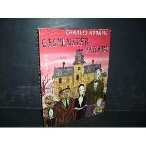 Gespensterparade: Charles Addams: Books