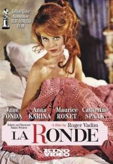 La Ronde: Jean Claude Brialy, Jane Fonda, Anna Karina