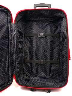 CROCO TOTE BAG COSMETIC CASE TRAVEL 3 PIECE LUGGAGE SET