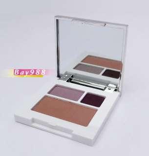 Clinique Powder Blusher ( mocha pink) / Eye Shadow ( come heather
