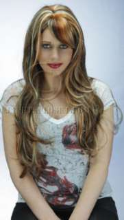 WIG CARMEN LONG CROSSDRESSER HAIR WAVY BEAUTIFUL