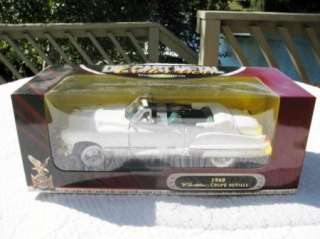 Cadillac Coupe DeVille 1949 Scale 118 Special Edition Stock No 92308