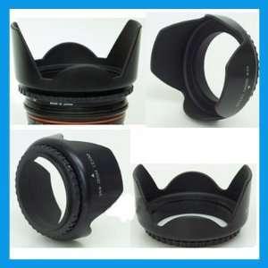 Dragonfly Optical High Quality 55Mm Petal Lens Hood