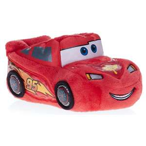 Disney   Toddler Boys Cars Novelty Slippers: Shoes