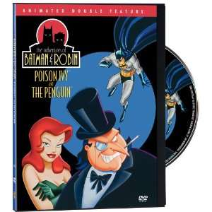 The Adventures of Batman & Robin: Poison Ivy and The