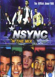 Sync [N the Mix] DVD NEW