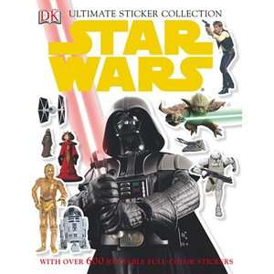 Star Wars Ultimate Sticker Collection, DK Publishing