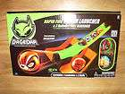 NIB DaGeDar Rapid Fire POWER LAUNCHER GOLGOGG 06114 VON TEPIS 06104