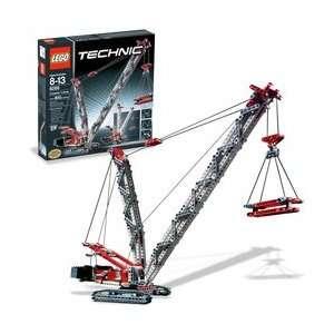 LEGO Technic: Crawler Crane: Toys & Games