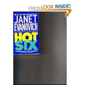 Hot Six: A Stephanie Plum Novel: Janet Evanovich: Books