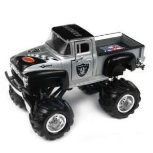UD NFL 56 Ford Monster Truck Oakland Raiders Sports