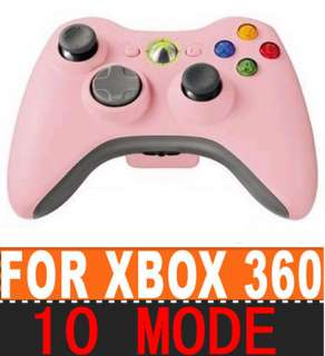 XBOX 360 RAPID FIRE 10 MODE PINK MODDED CONTROLLER FOR CO6 COD7 COD8
