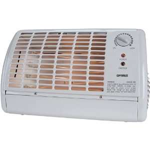 OPTIMUS H 2210 PORTABLE FAN FORCED RADIANT HEATER WITH