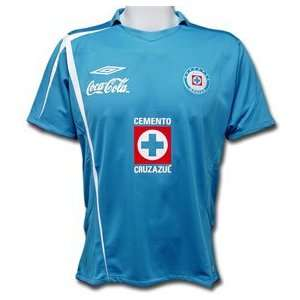 Cruz Azul 2007 Home SS Soccer Jersey: Sports & Outdoors