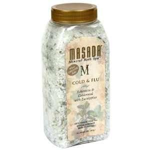 Masada Mineral Herb Spa 100% Natural Dead Sea Mineral Salts with Herbs