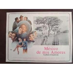 Mexico De Mis Amores Jorge Negrete Maria Felix El Peñon De Las Animas